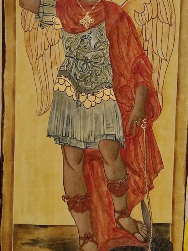 1-arcangelo-michele-icona-sacra-roma-quadretti-religiosi-vendita-roma