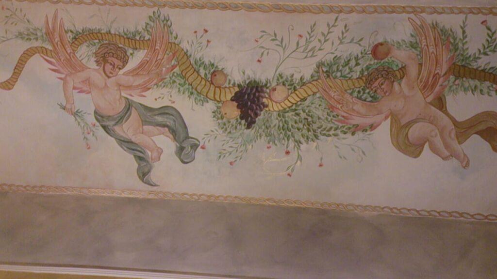 affresco-roma-pittura-murale-roma-italian-heritage-elena-chugunova-pittura-murale