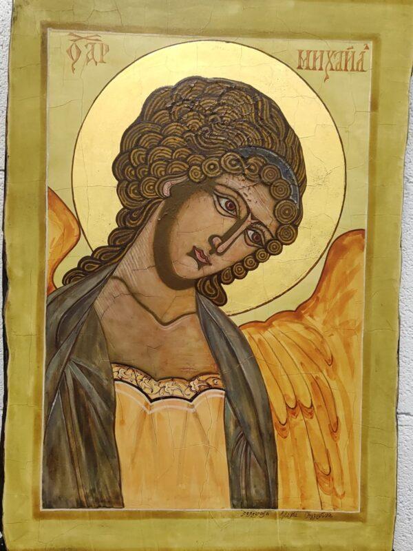 arcangelo-michele-icona-sacra-roma-quadretti-religiosi-vendita-roma