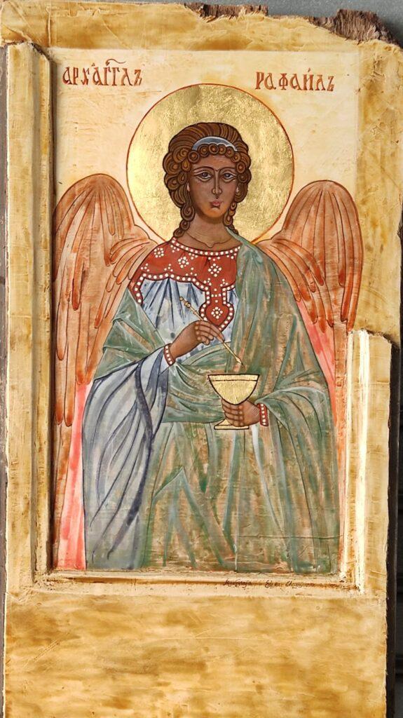 arcangelo-raffaele-icona-sacra-roma-quadretti-religiosi-vendita-roma-7